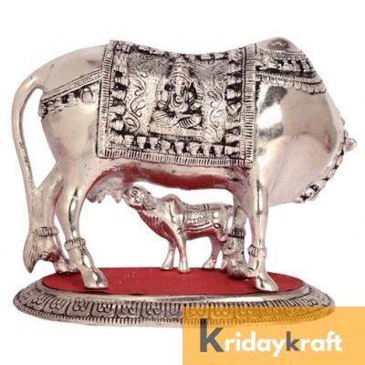 Kamdhanu (Cow With Baby)
