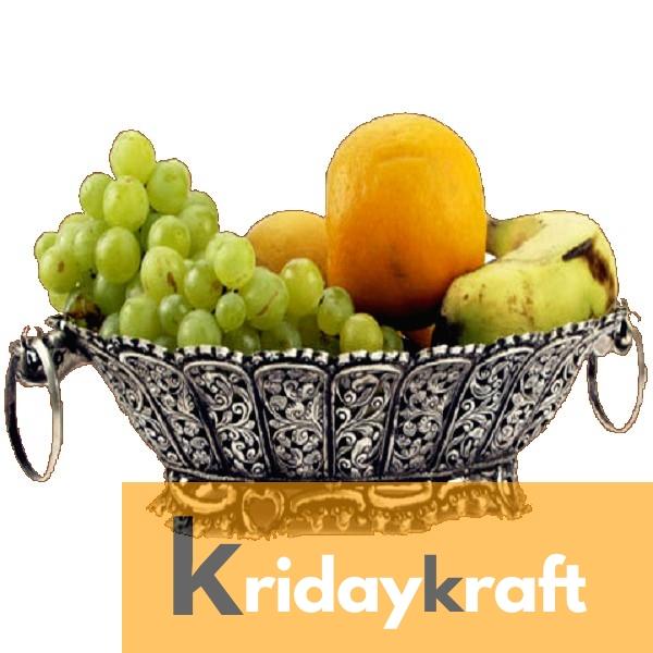 Fine Work Fruit Bowl