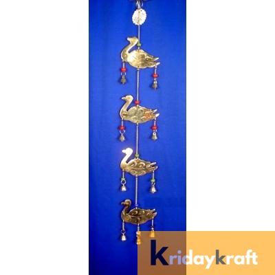 Duck 4pcs Curtain Bells
