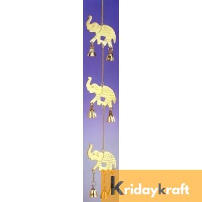 Elephant big 3pcs Curtain Bells
