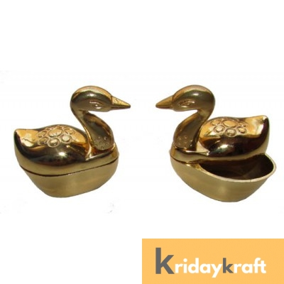 Kumkum Cantainer Duck set of 2