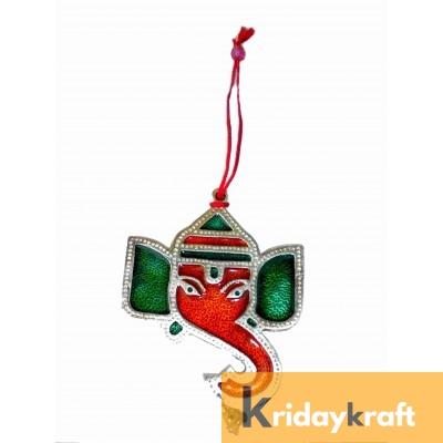 Meena Ganesh face
