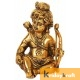 Bal Roop of Lord Ram With Dhanush Gold Plated